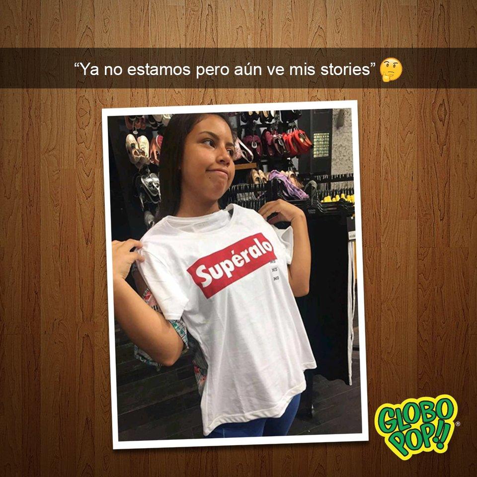 Etiqueta a ese amigo(a) que aún no lo supera 🤦♂️🤦♀️ #GloboPop https://t.co/Nn7BSyQJP2