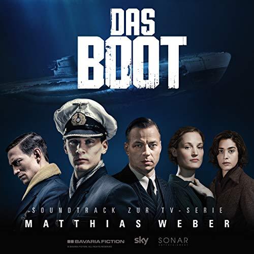 Soundtrack album released for 'Das Boot' sequel series starring Rick Okon, Vicky Krieps & Lizzy Caplan feat. score by Matthias Weber (and theme by Klaus Doldinger). https://t.co/C2mrtF0EV4 https://t.co/4PzjfsQNkq