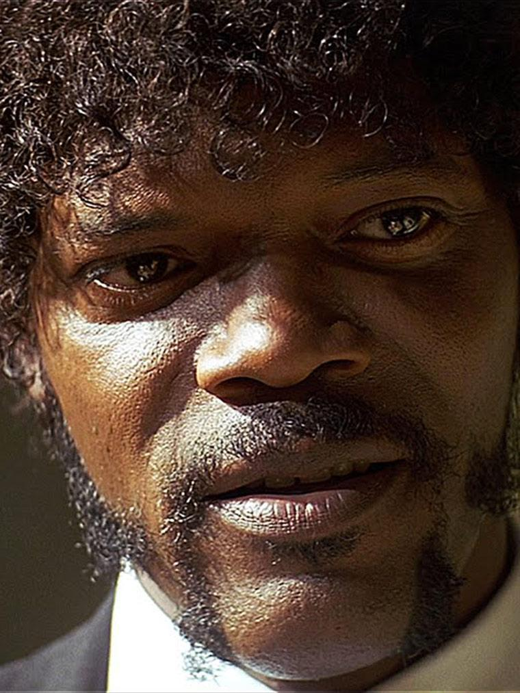 Happy birthday cinema\s coolest cat, Samuel L. Jackson. --->