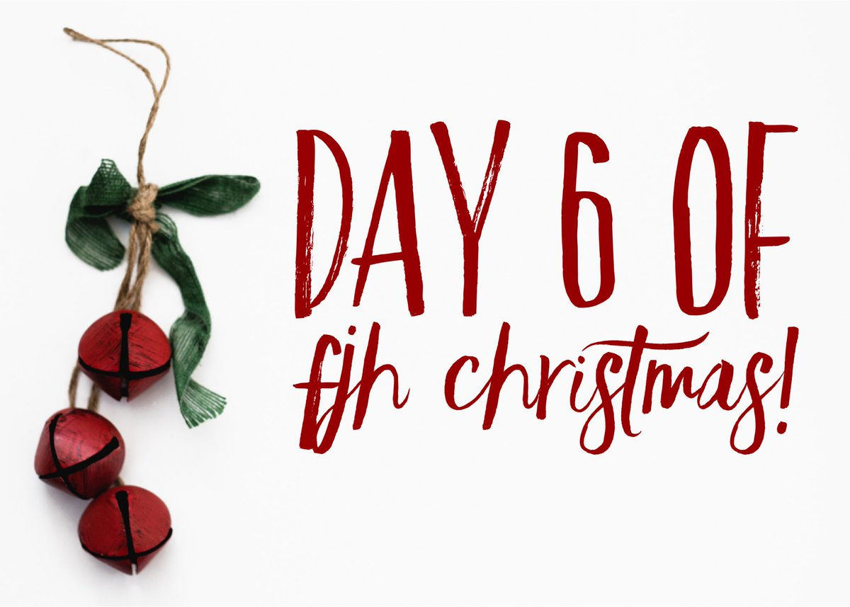 Farmersville JHS On Twitter The 6th Day Of FJH Christmas