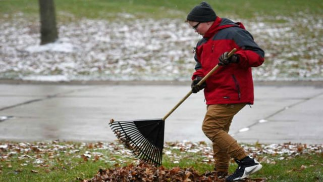 Boy rakes leaves to earn money for gravestone for best friend who died https://t.co/Yj9ZUHQHEa