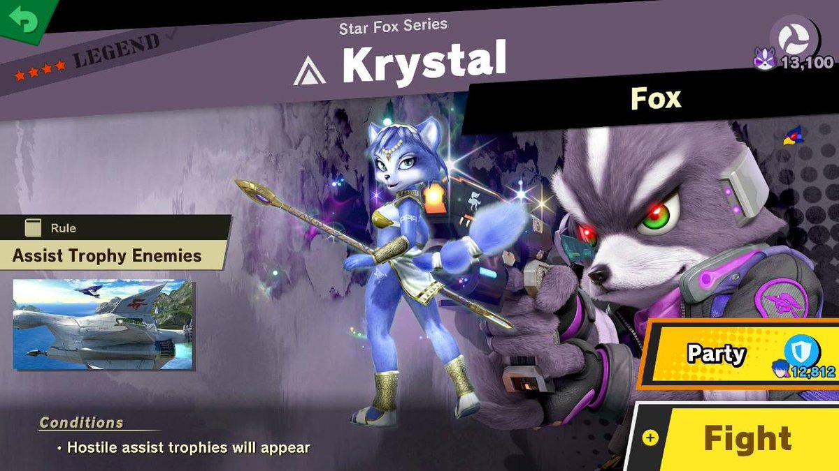 Legend of kristal
