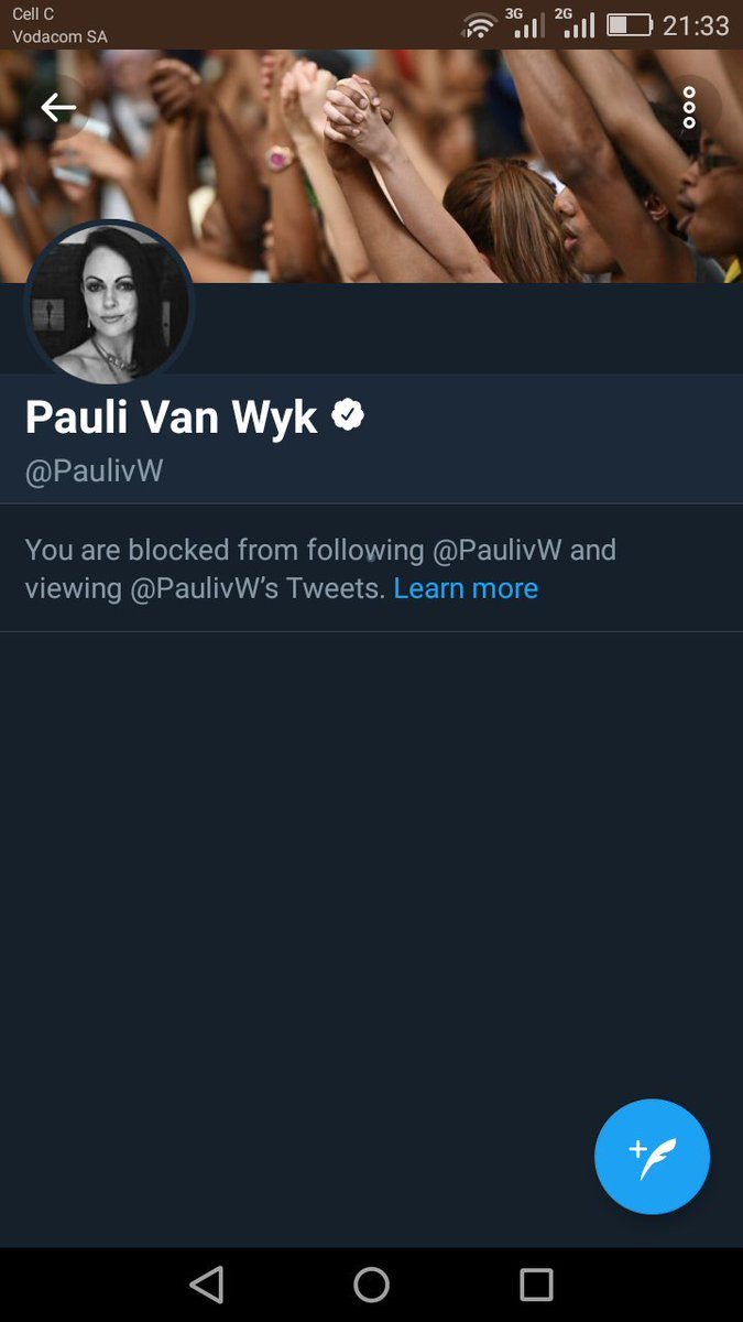 Argument Referees Tweet At Dailymaverick At Paulivw Fighters