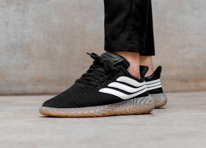51% OFF  FREE SHIPPING  Grab the adidas Sobakov &#39;Core Black/Gum&#39; for $58.80 (Retail $120)   Use code ADIFAM at checkout -&gt;  https:// bit.ly/2uH9dDu  &nbsp;  <br>http://pic.twitter.com/rUWbgLIgFw