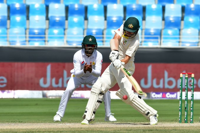 Nathan Lyon revealed Tim Paine has used the Dubai Test draw against Pakistan to urge his teammates on ahead of day five. MORE: Photo