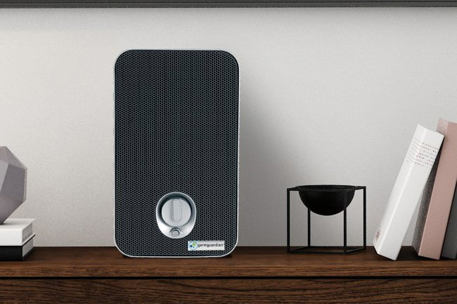 Your parents took care of you when you were sick. Take it once step further and get them a gift that help prevents them from getting the sniffles, the #GermGuardian air-purifier! bit.ly/TWGiftsForPare…