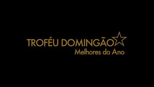 Que hinoooo! Davi Queiroz, o Baduzinho de #SegundoSol, canta 'Sal na Pele' nos bastidores do #TroféuDomingão #MelhoresdoAno https://t.co/IWPulNB5EM