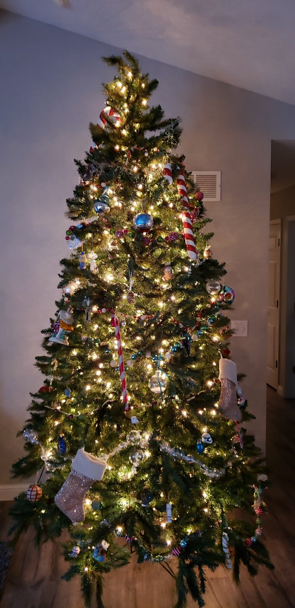Find the Cat in the Christmas Tree