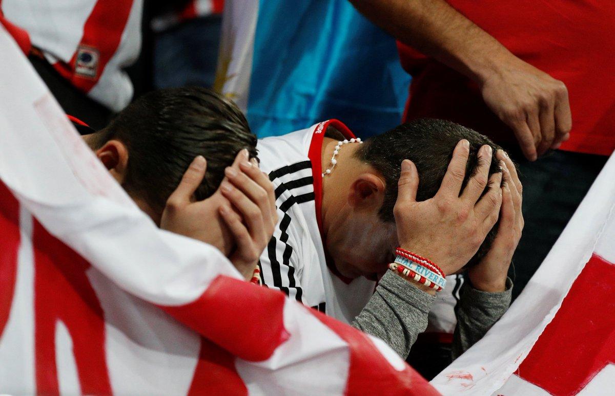 Desespero de quem sabe que se perder vai ser zoado o resto do ano...  #LibertadoresNoSporTV