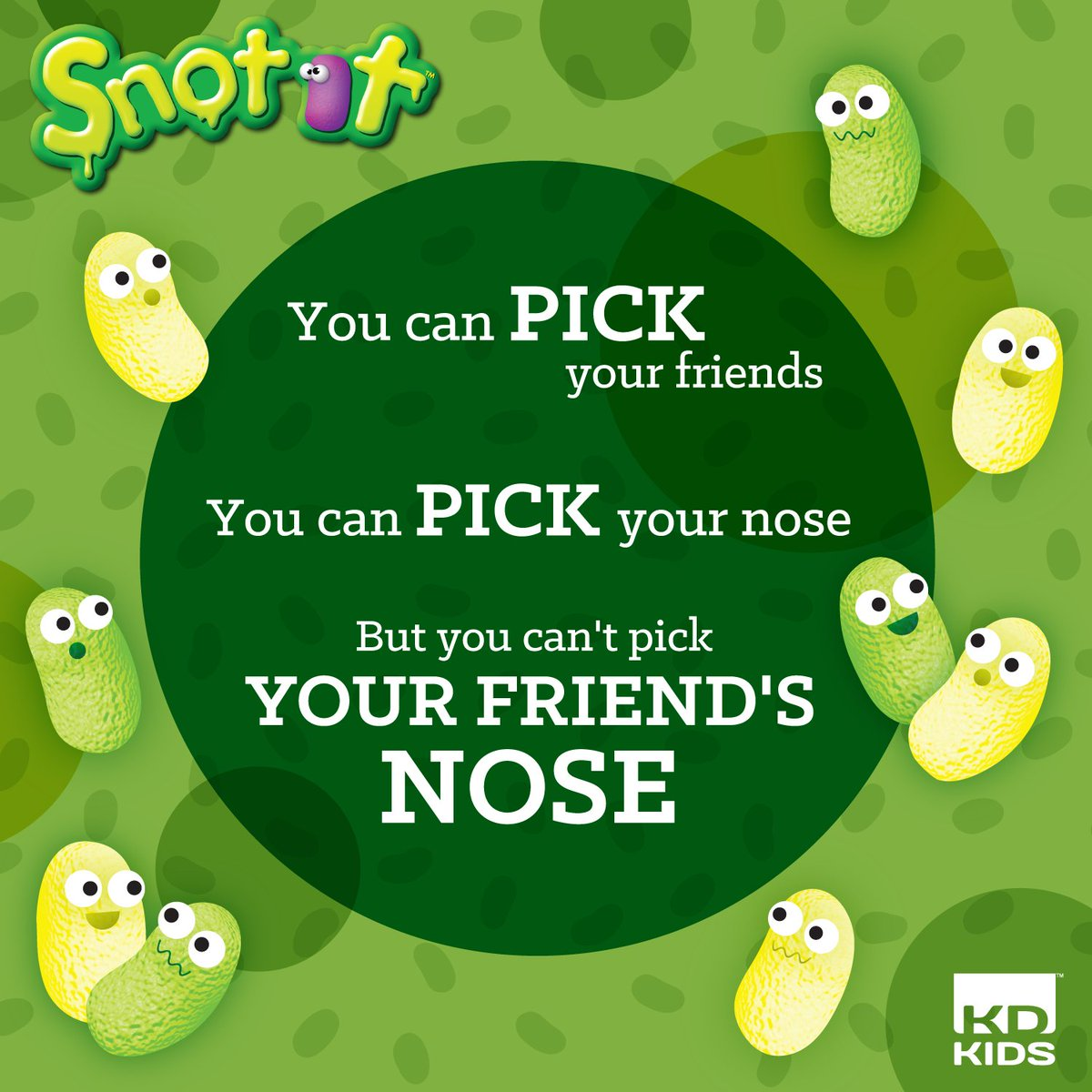 9740a18c90d Nothing brings friends together like swinging strands of snot in a battle  of Snot It! Get the game that is fast