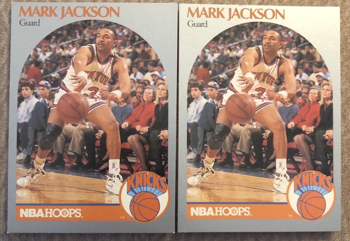 Will Robinson On Twitter Mark Jackson Card With Menendez