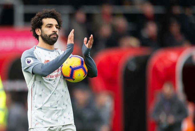 Four reasons I like Mo Salah: 1. He doesn't celebrate goals conspicuously 2. He doesn't give referees a hard time 3. He doesn't collapse immediately when fouled 4. He deflects praise to his team-mates. All very refreshing as a footballing role model. @kingschester @KSCSport1 Photo
