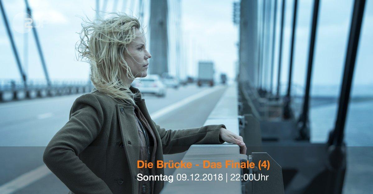 Alles hat ein Ende - auch #Die Brücke.   Falls ihr das Serien-Highlight noch nicht längst in der #ZDFmediathek gesehen habt, dann könnt ihr jetzt ganz klassisch im 📺das dramatische Staffelfinale erleben.   👉https://t.co/4iqHxJ1x7m