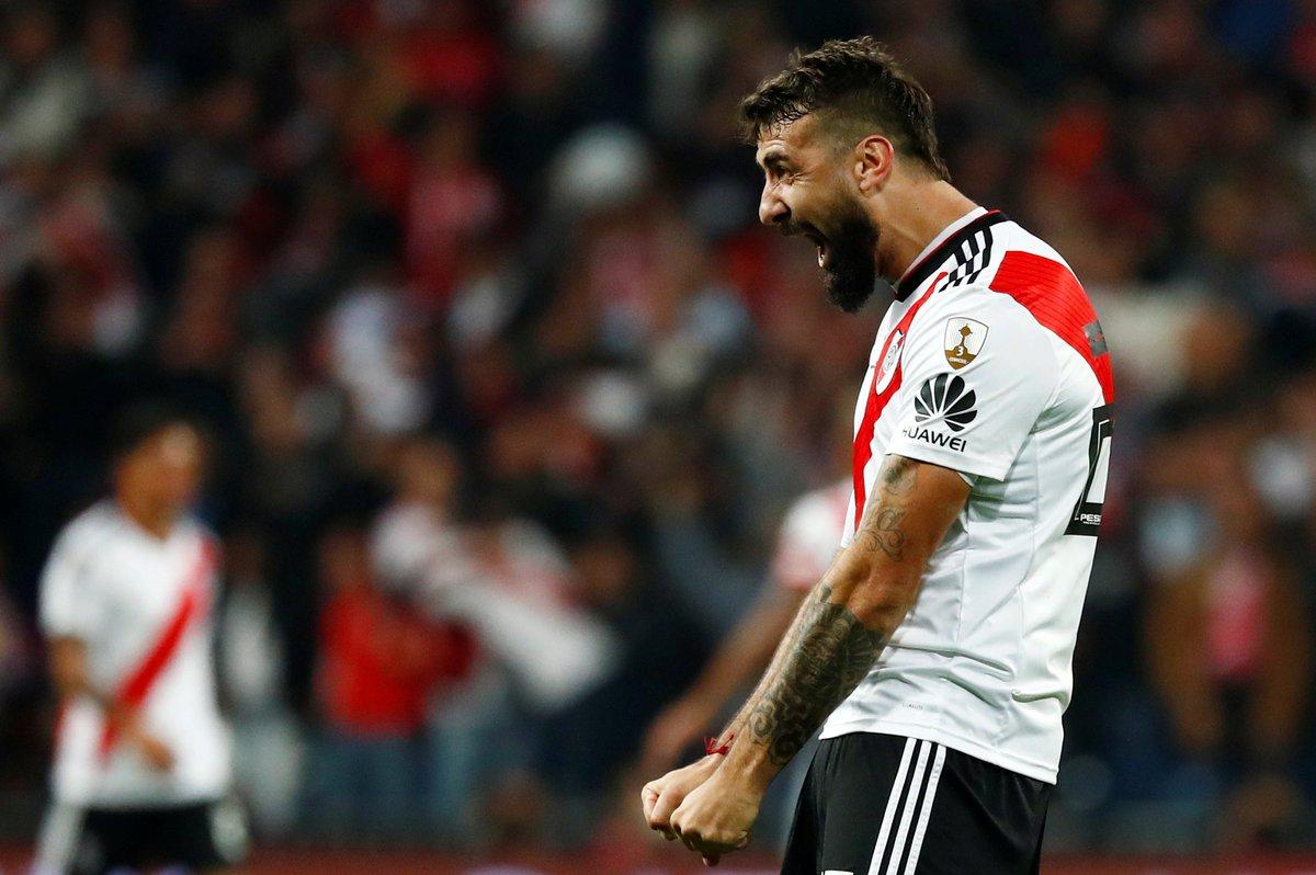 O homem tem faro de gol!   #LibertadoresNoSporTV
