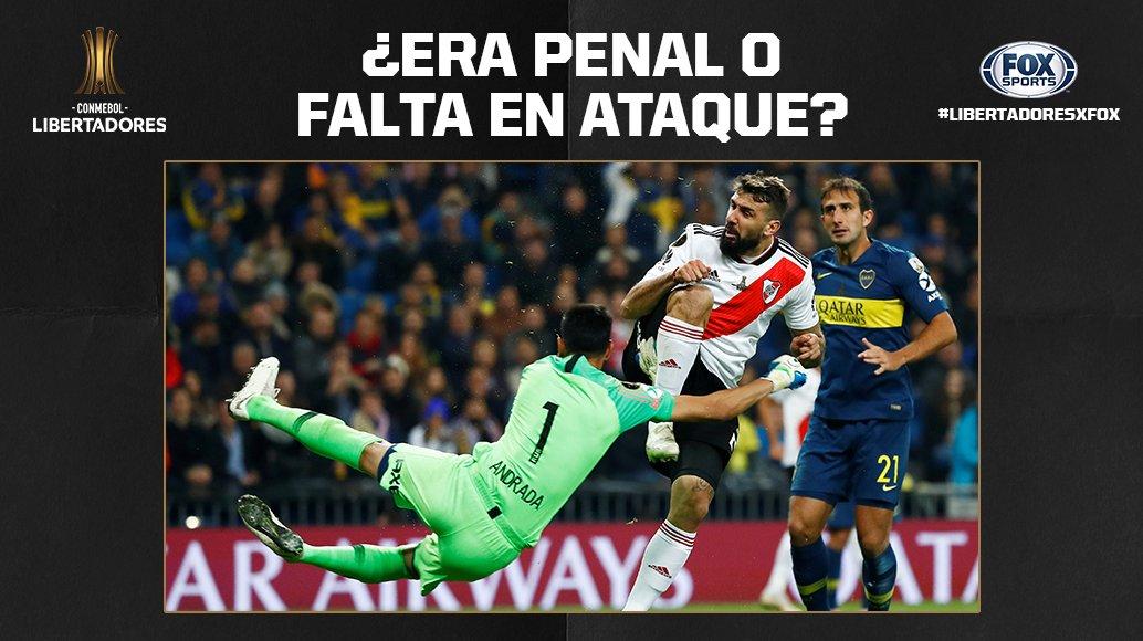FOX Sports Argentina's photo on Andrada