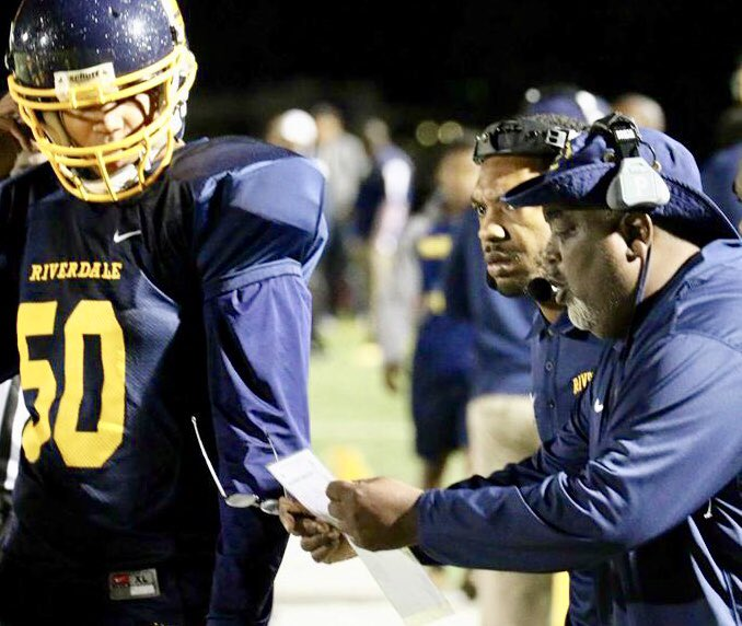 It is with an extremely heavy heart that we relay the passing of longtime Riverdale Baptist football coach Brian Colbert. Coach B was a tremendous father, friend, coach and mentor and he will be deeply missed by us all. #RIPCoachB<br>http://pic.twitter.com/EIRvdc97Ru