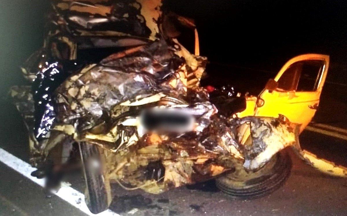 6 pessoas da mesma família que voltavam de um casamento morrem em acidente com Fusca em MG https://t.co/5EpCDpNM6n … #G1
