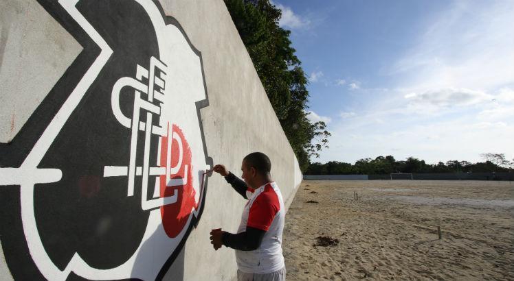 Primeiro campo do CT do Santa Cruz já tem data para ser inaugurado: