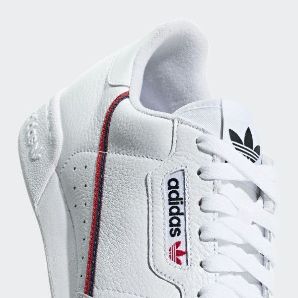 The #adidas Continental 80 &quot;Cloud White&quot; is on sale for $56 shipped!  Use code ADIFAM at checkout -&gt;  https:// bit.ly/2Pr5q4E  &nbsp;   ad<br>http://pic.twitter.com/6V2GVZAlGG