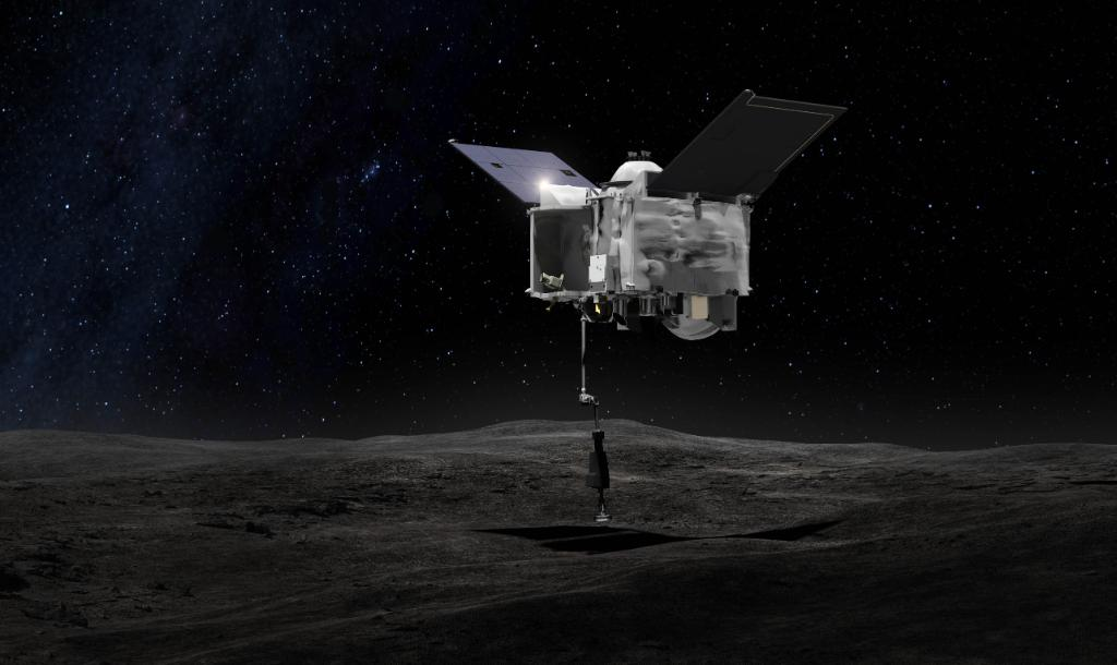 Planetary defense wins championships! Our @OSIRISREx mission, which just reached its target asteroid Bennu, will support the work of detecting potentially hazardous asteroids & predicting their trajectories: https://t.co/qN8PrkOmyi