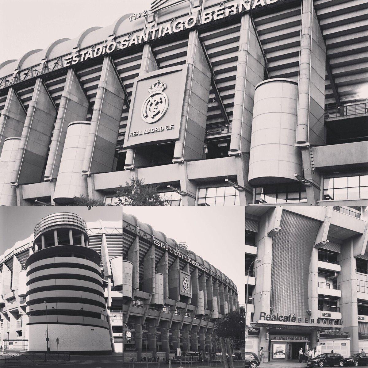 Desde casa ... @realmadrid el más lindo, el más hermoso, todo es fiesta !!! 🏟 #estadiosantiagobernabeu #halamadrid #unico #casa #halamadridynadamas