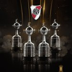 Libertadores 2015 Twitter Photo