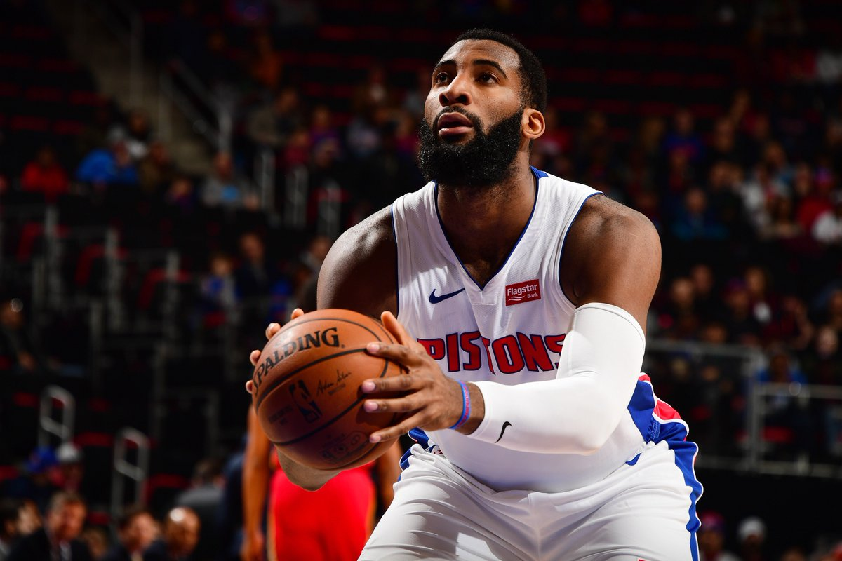 15 PTS, 18 REB for Drummond with 1:12 left in Q3!  The @DetroitPistons center is looking for his 7th 20p/20r game of the season.  #DetroitBasketball 79 #DoItBig 86  💻📱: https://t.co/iPjKqpSDr5