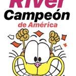 #RiverCampeon Twitter Photo