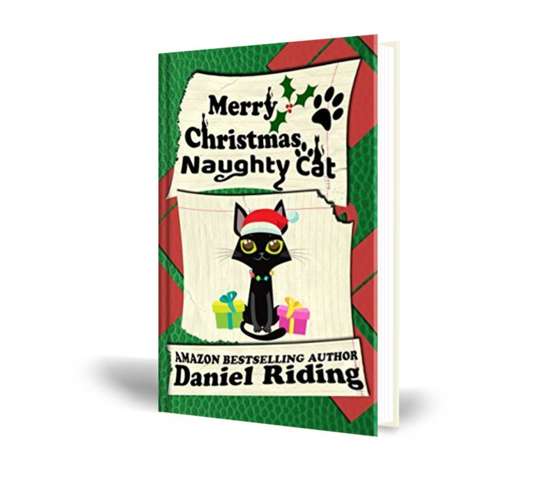 MERRY CHRISTMAS NAUGHTY CAT is the perfect gift for Christmas. Available in eBook & paperback here: mybook.to/MCNC #kidlit #bookboost #bookpromo #kidsbooks #booksforkids #cats #cat #catbooks #naughtycat #share #retweet #christmasbooks #christmasideas #caturday