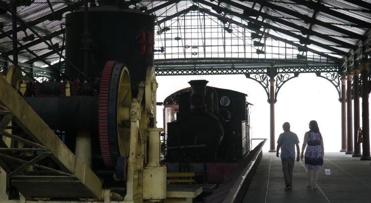 Estação Central, onde funciona o Museu do Trem, faz 130 anos >>
