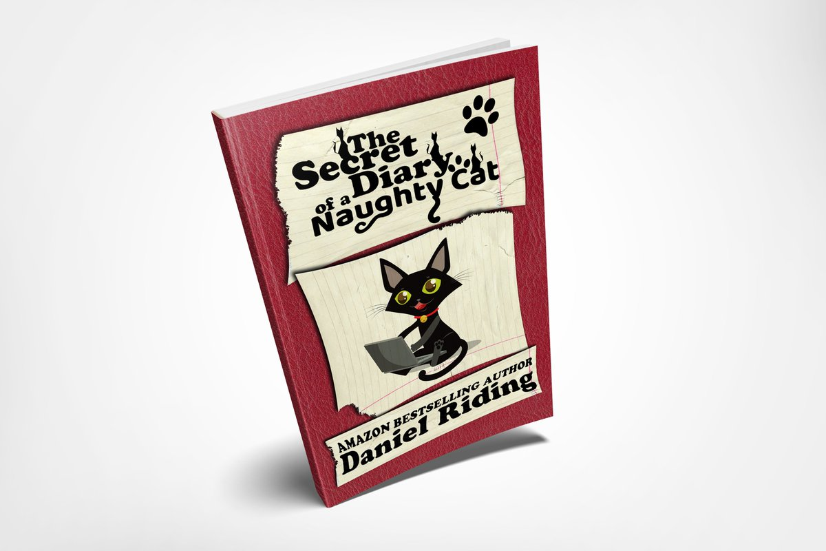 THE SECRET DIARY OF A NAUGHTY CAT makes a wonderful gift for #christmas - Lovely book thoroughly enjoyed by my children aged 5 & 9. (5★ Amazon Review) BUY IT HERE > geni.us/V14lyk7 #bookboost #bookpromo #kidsbooks #booksforkids #cats #catbooks #caturday #retweet #share