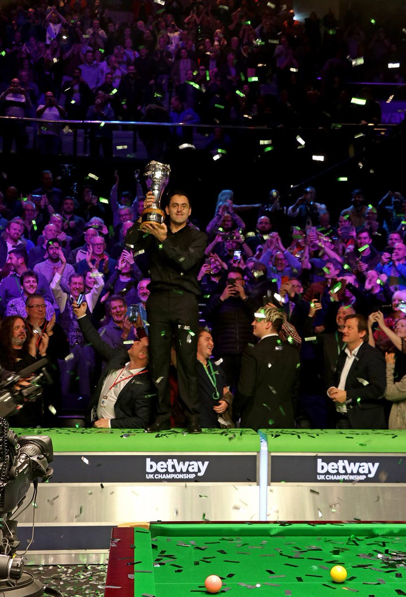 What was your memory of the night? 🤔 This might well be ours... @ronnieo147 🏆