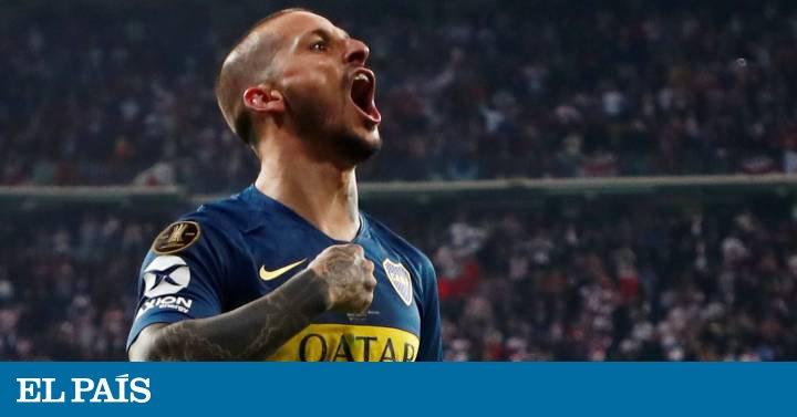 Benedetto, el héroe maldito http://dlvr.it/QtDb4d #EstadioSantiagoBernabéu