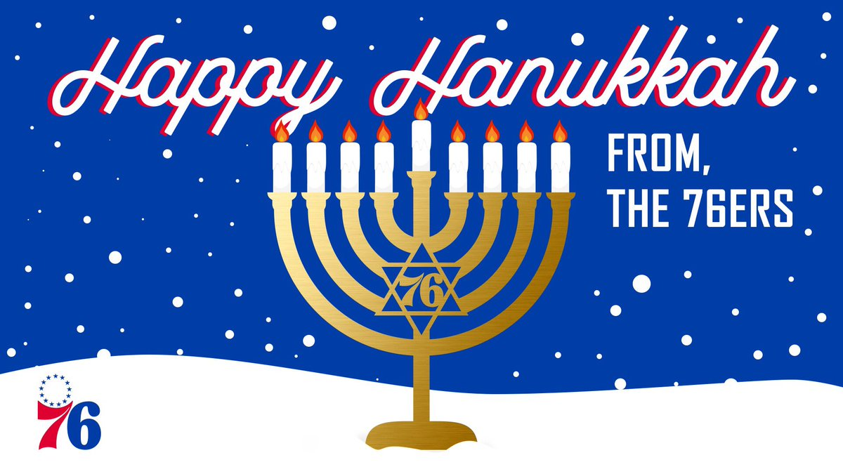 From our family to yours, wishing all of those celebrating on its final night, a happy Hanukkah!