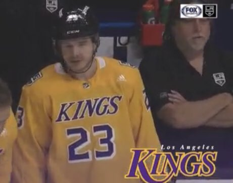 Yo @LAKings who do I have to kill to get one of these @Lakers inspired practice jerseys?
