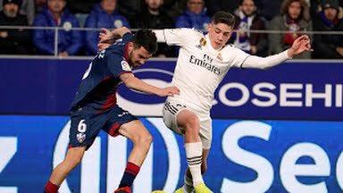 #LaLiga Huesca - 0 Real Madrid - 1  RM: Gareth Bale 8'