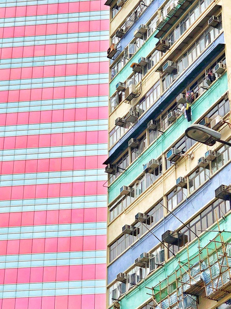 Hong Kong #contrast #iphoneography