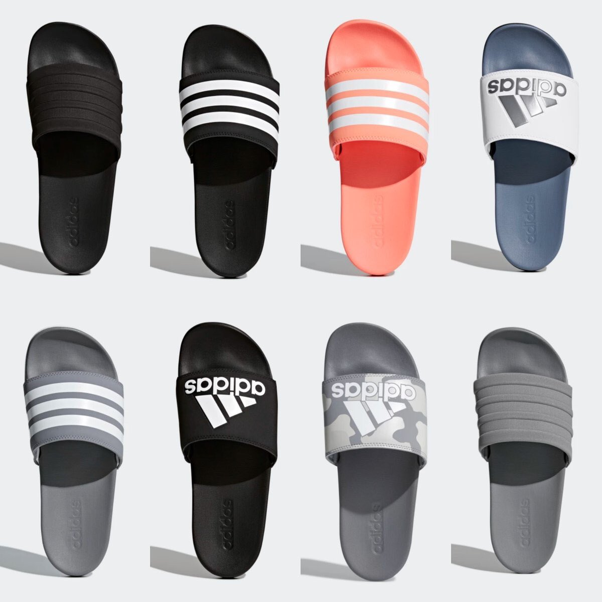 Ad: 30% off adidas Adilette Cloudform Slides at $24.50 each + FREE shipping, use code ADIFAM =&gt;  http:// bit.ly/2EGvtQn  &nbsp;  <br>http://pic.twitter.com/DWY4Rx2Ctt
