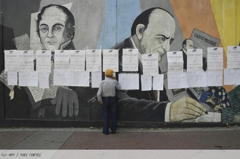 Venezuela: le pouvoir remporte des municipales marquées par l'abstention https://t.co/QT1mHLngUl