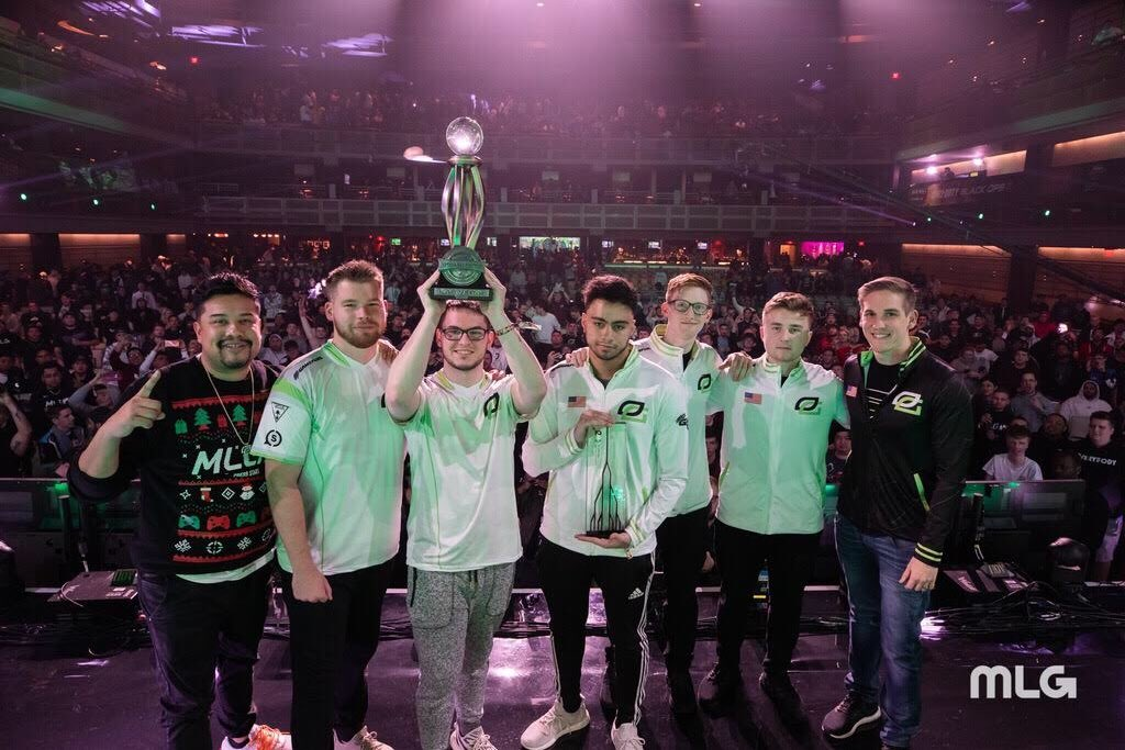 Congratulations to @OpTicGaming, the @CODWorldLeague Las Vegas Champions! 🏆