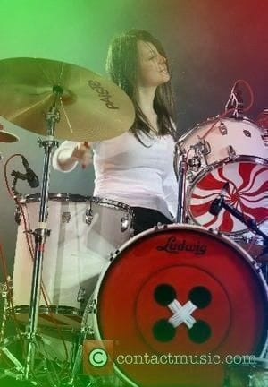 Happy birthday meg white 44 today