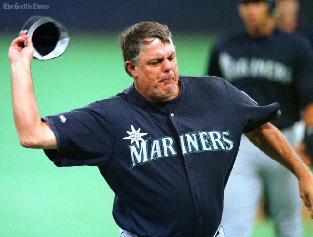 #Mariners fans after hearing Lou Piniella missed the Hall of Fame by one vote...