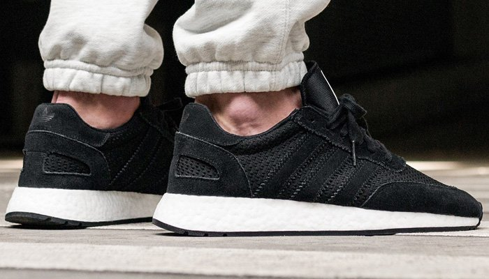 Check sizes up to 14 for this black/black-white adidas I-5923 as you can cop for 50% OFF at $63.70 + FREE shipping! Ends tomorrow   BUY HERE -&gt;  http:// bit.ly/2DHQKMz  &nbsp;   (use promo code ADIFAM) <br>http://pic.twitter.com/mri4aqkpfZ