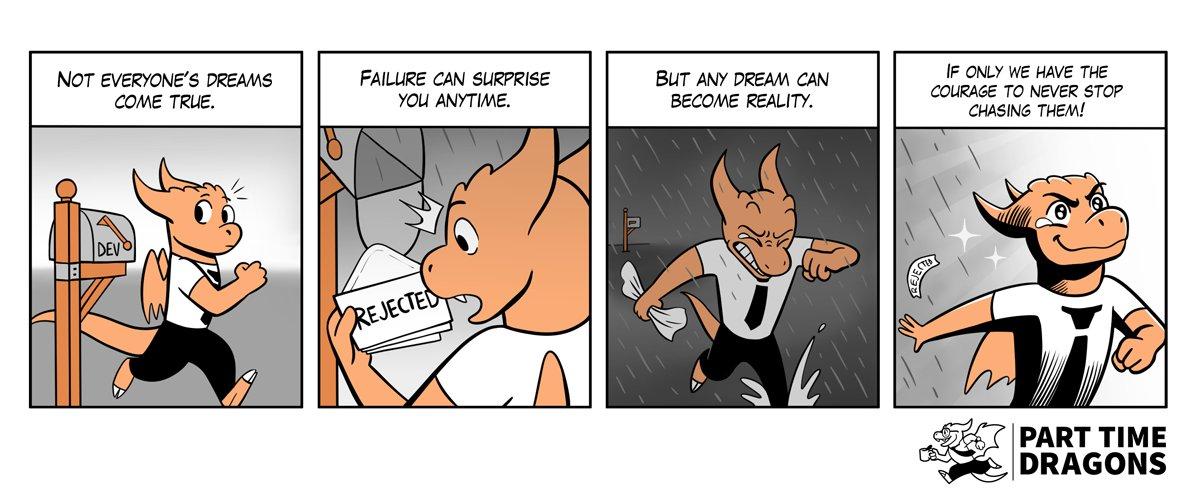 Dragon's Motivational Fitness comics #webcomic #dragon  Please Retweet!<br>http://pic.twitter.com/mlJyF8CL15