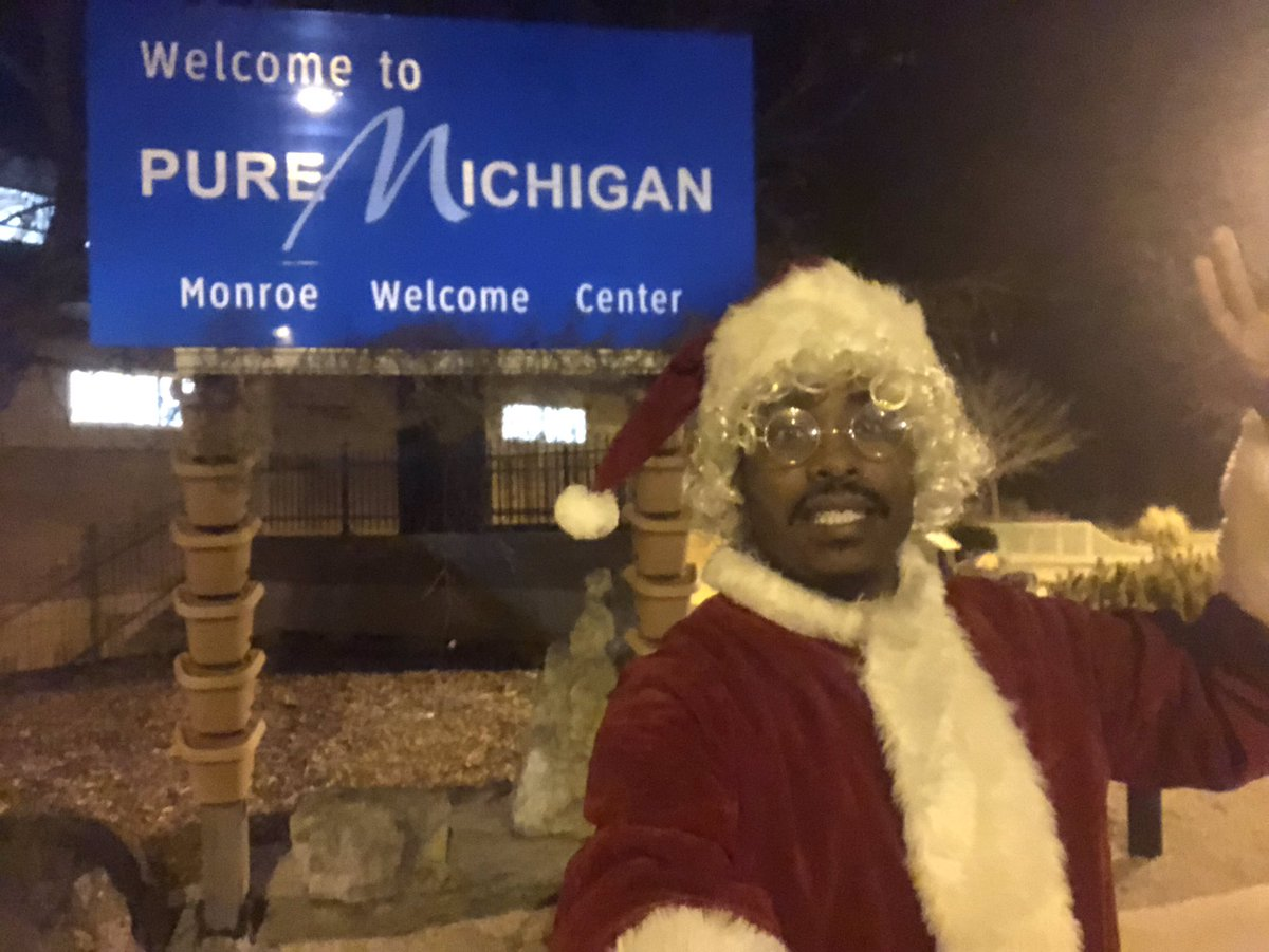 Ho ho, ho. Hello MI. Im here in Detroit. Where can I find my friends in the homeless community here in the AM?