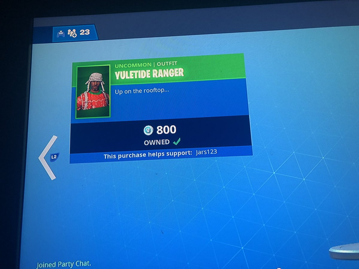 """@JarsEnvy Everyone use support a creator code""""Jars133"""" much love to you jars!<br>http://pic.twitter.com/34T5W6ktvv"""