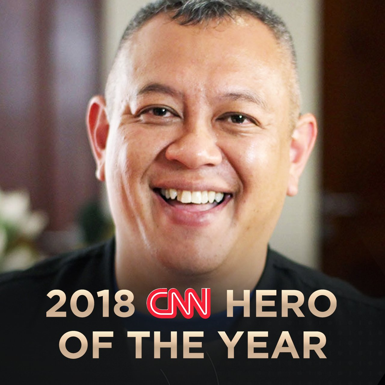 Congratulations to 2018 CNN Hero of the Year Ricardo Pun-Chong.  Learn more about him at https://t.co/MkgzSomt7H https://t.co/Im3wU1sI7g