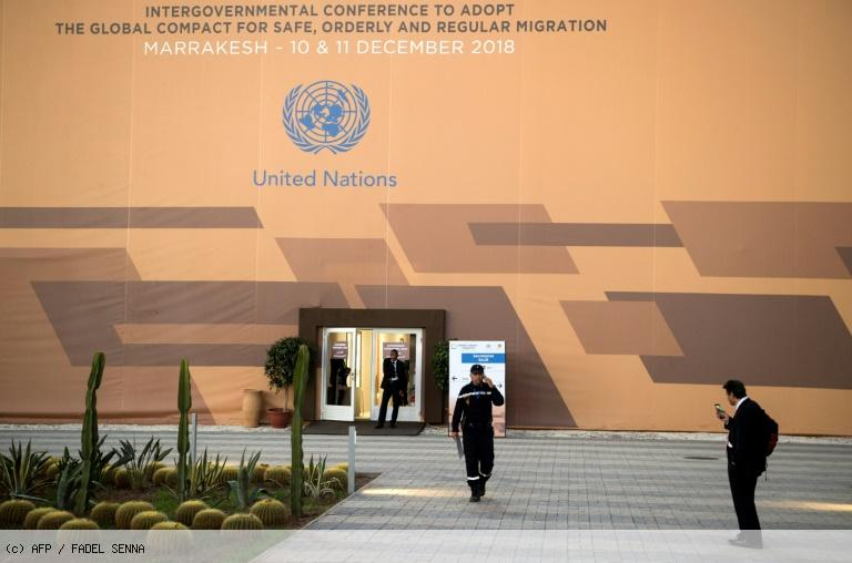 Le Pacte sur les Migrations adopté lundi à Marrakech, malgré les tensions https://t.co/j0N9mwigWb