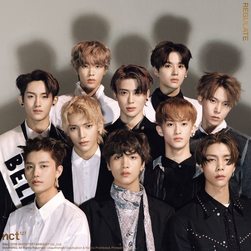 These Wax Figures of NCT 127 are honestly on point! #NCT127 #SimonSays #NCT127SimonSays https://t.co/sJxtsfrFUe
