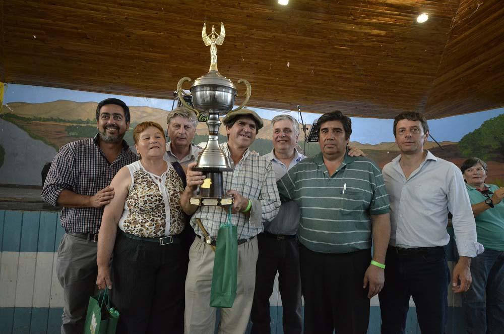 #SantaIsabel | Se desarrolló una nueva edición de la Fiesta provincial del Chivito